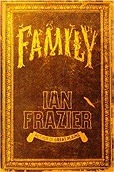 FamilyFrazier, Ian - Product Image