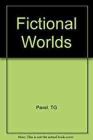 Fictional WorldsPavel, Thomas G. - Product Image