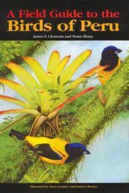 Field Guide to the Birds of Peru, A Clements, James F. - Product Image