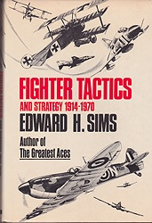 Fighter Tactics and Strategy 1914-1970Sims, Edward H. - Product Image