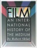 Film: An International History of the Medium (Trade Version)by: Sklar, Robert - Product Image