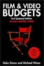 Film & Video Budgets, 3rd Updated EditionSimon, Deke - Product Image