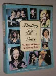 Finding Her Voice: The Saga of Women in Country MusicBufwack, Mary A. - Product Image
