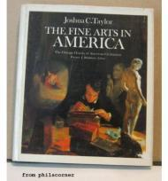 Fine Arts in America, TheTaylor, Joshua C. - Product Image