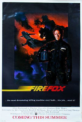 Firefox (MOVIE POSTER)N/A - Product Image