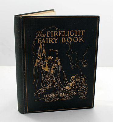 Firelight Fairy Book, TheBeston, Henry, Illust. by: Maurice E. Day. - Product Image