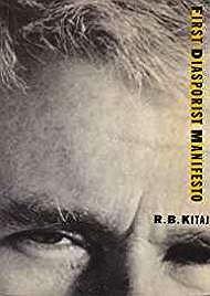 First Diasporist ManifestoKitaj, R. B.  - Product Image