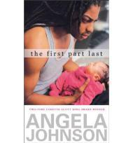 First Part Last, The Johnson, Angela - Product Image