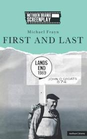 First and Last  (Signed by author) Frayn, Michael - Product Image