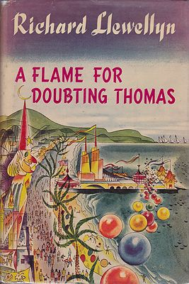 Flame for Doubting Thomas, ALlewellyn, Richard - Product Image