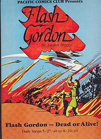 Flash Goron (4 Volumes): Flash Gordon-Dead or Alive!, Prisoner of Ming, Flight to Freeland, Adora of the Forest PeopleBriggs, Austin, Illust. by: Austin Briggs - Product Image