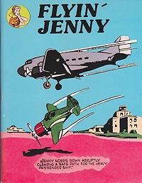 Flyin' JennyKeaton, Russell, Illust. by: Russell   Keaton - Product Image