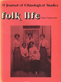 Folk Life: A Journal of Ethnological Studies: Volume FourteenJenkins (Ed.), J. Geraint - Product Image
