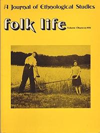 Folk Life: A Journal of Ethnological Studies: Volume NineteenLinnard (Ed.), William - Product Image