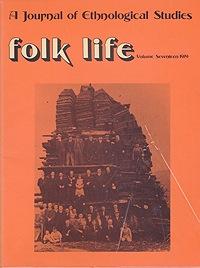 Folk Life: A Journal of Ethnological Studies: Volume SeventeenJenkins (Ed.), J. Geraint - Product Image