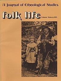 Folk Life: A Journal of Ethnological Studies: Volume SixteenJenkins (Ed.), J. Geraint - Product Image