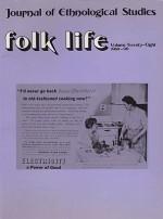 Folk Life: A Journal of Ethnological Studies: Volume Twenty-Eightby: Linnard (Ed.), William - Product Image
