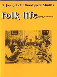 Folk Life: A Journal of Ethnological Studies: Volume Twenty-FourLinnard (Ed.), William - Product Image
