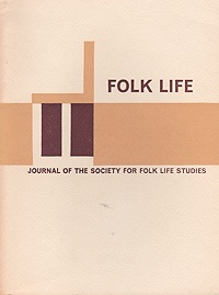 Folk Life: Journal of the Society for Folk Life Studies -  Volume 9Jenkins (Ed.), J. Geraint - Product Image
