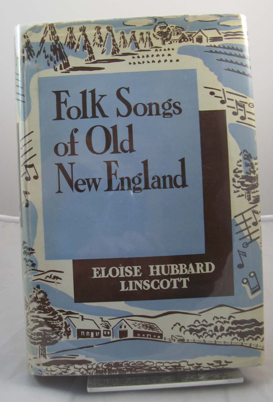 Folk Songs of Old New EnglandLinscott, Eloise Hubbard - Product Image