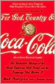 For God, Country, and Coca-ColaPendergrast, Mark - Product Image