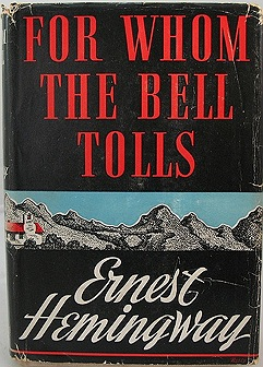For Whom The Bell Tolls Hemingway, Ernest  - Product Image