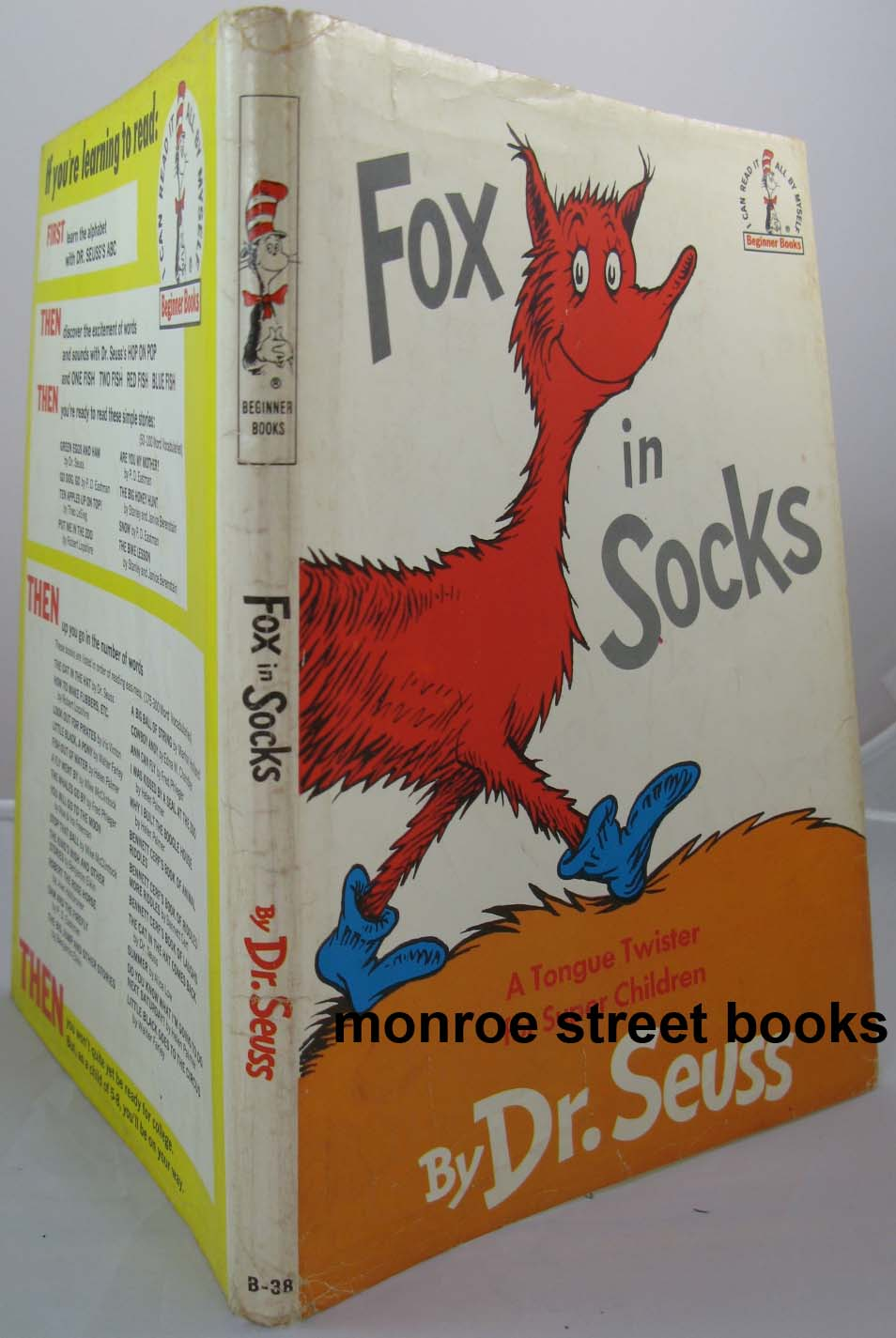 Fox in Socks - A Tongue Twister for Super Children Seuss, Dr., Illust. by: Dr. Seuss - Product Image