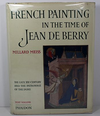 French Painting in the Time of Jean De Berry - The Late XIV Century and the Patronage of the Duke (Two Volume Set)Meiss, Millard - Product Image