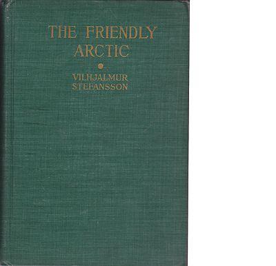 Friendly Arctic, The (New Edition)Stefansson, Vilhjalmur - Product Image