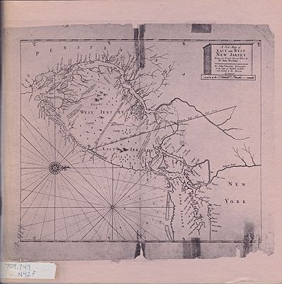 From Lenape Territory to Royal Province: New Jersey 1600-1750Corlette, Suzanne - Product Image