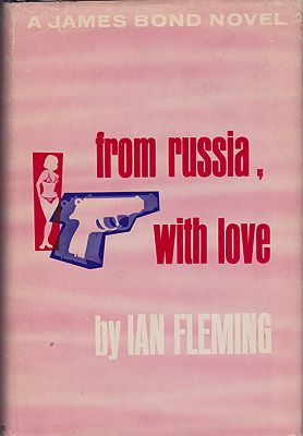 From Russia, With Love - A James Bond NovelFleming, Ian - Product Image