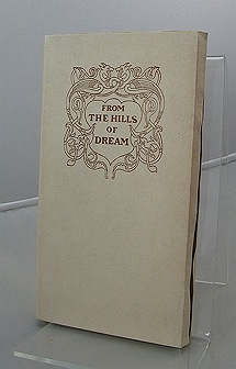 From the Hills of Dream - Threnodies, Songs and Other PoemsMacLeod, Fiona - Product Image