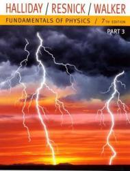 Fundamentals of Physics, Part 3Halliday, David - Product Image