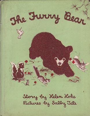 Furry Bear, TheHoke, Helen and Sally Tate (Illust.), Illust. by: Sally  Tate - Product Image