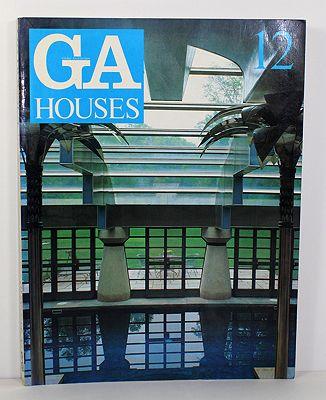 GA Houses 12 (English & Japanese Text)Uyeda (Editor), Makoto/Wayne N. T. Fujii - Product Image