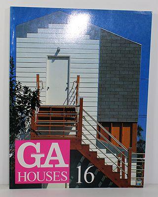 GA Houses 16 (English & Japanese Text)Fujii (Editor), Wayne N. T./Satoru Komaki & Yasuko Kikuchi - Product Image