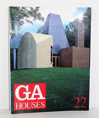 GA Houses 22 (English & Japanese Text)Fujii (Editor), Wayne N. T. - Product Image