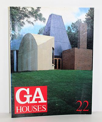 GA Houses 22 (English & Japanese Text)Fujii (Editor), Wayne N. T. - Product Image