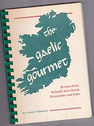 Gaelic Gourmet, The: Recipes from Ireland's Best Hotels, Restaurants and PubsO'Mahoney, Connie - Product Image