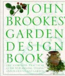 Garden Design Book Brookes, John - Product Image
