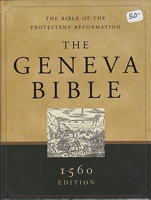 Geneva Bible, The: 1560 EditionN/A, N/A - Product Image