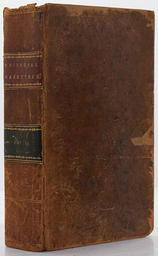 Geographical Dictionary, or Universal Gazetteer, Ancient and Moder-Vol. 2Worcester, J.E. - Product Image