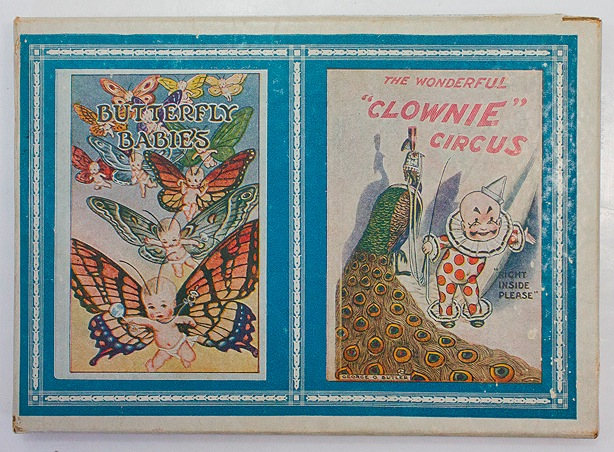 George Olmsted Butler's Twin Funny Books: Butterfly Babies and The Wonderful Clownie Circus (2 Vols.)Butler, George Olmstead - Product Image