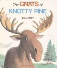 Gnats of Knotty Pine, ThePeet, Bill, Illust. by: Bill Peet - Product Image