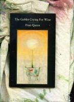 Goblet crying for wine, The Quinn, Fran - Product Image