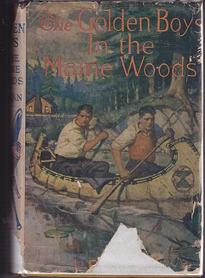 Golden Boys in the Maine Woods, TheWyman, L.P.  - Product Image