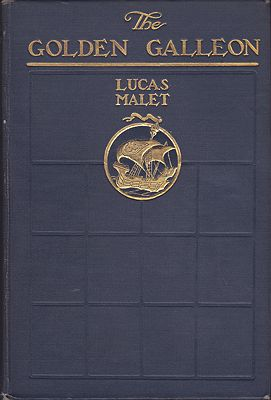Golden Galleon, TheMalet, Lucas, Illust. by: C.E. Brock - Product Image