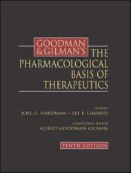 Goodman & Gilman's The Pharmacological Basis of Therapeutics - Tenth EditionHardman, Joel Griffith - Product Image