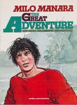 Great Adventure, The: HP and Giuseppe Bergman Manara, Milo - Product Image