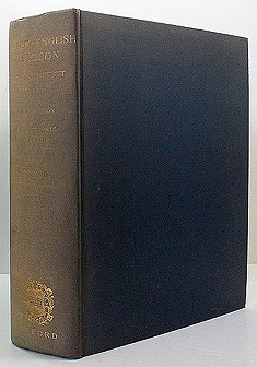 Greek-English Lexicon. A New Edition. Revised and Augmented throughout by Henry Stuart Jones with the assistance of Roderick McKenzie and with the co-operation of many scholarsLiddell, Henry George and Robert Scott  - Product Image